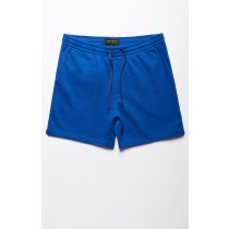 Billabong Men Blue Pacsunblue French Terry Volley Active Shorts
